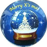 マグネットスノードーム 2 クリスマス