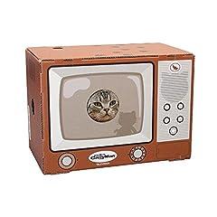 キャティーマン (CattyMan) 爪みがきにゃんボックス テレビ