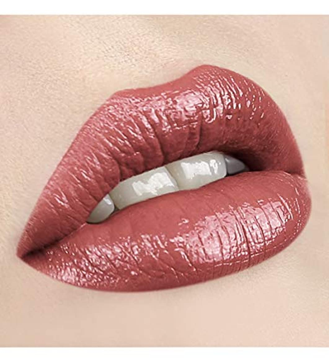 LUXVISAGE MOTHER-OF-PEARL GLOSSY LIPSTICK   LANOLIN, NATURAL WAXES AND OILS   4g. (68)