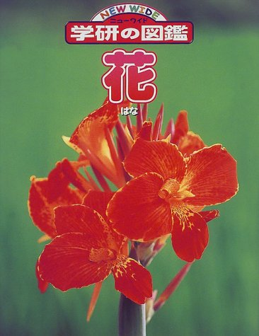 花 (ニューワイド学研の図鑑)の詳細を見る
