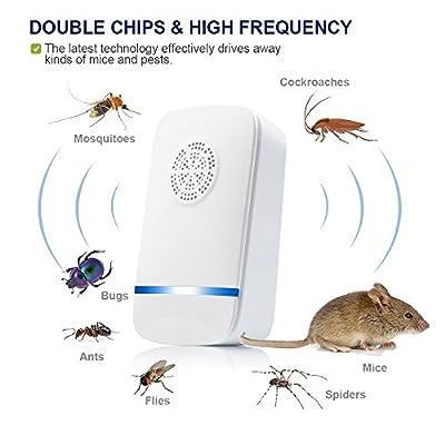 Ultrasonic Pest Repeller, Ehobroc