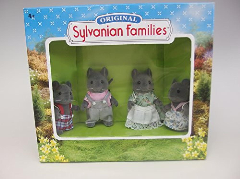 original sylvanian families the thistlethorn family