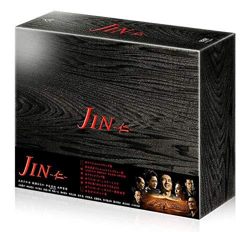 JIN-仁- DVD- BOX