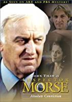 Inspector Morse: Absolute Conviction [DVD] [Import]