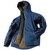マック バンコールヒート防水防寒ジャケット[ディープブルー]LL AS-3710