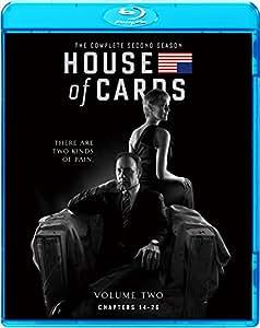 ハウス・オブ・カード 野望の階段 SEASON2 ブルーレイ コンプリートパック [Blu-ray]