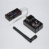 FrSky 2.4G 8CH DFT 送信機 モジュール D8R-II プラス レシーバー コンボ付 並行輸入品
