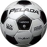 molten(モルテン) ペレーダ4000 [ Pelada4000 ] EXCELLENT DURABILITY 4号球 白+黒 F4P4000