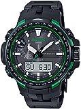 [カシオ]CASIO 腕時計 PROTREK トリプルセンサーVer.3搭載 世界6局対応電波ソーラー PRW-6100FC-1JF メンズ