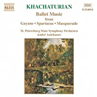 Ballet Music by KHACHATURIAN (2000-10-06)