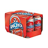 Anchor Smooth Pilsener Beer, 320ml (Pack of 6)
