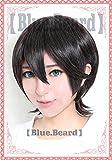 耐熱コスプレウィッグ 堀川国広 刀剣乱舞ONLINE(とうらぶ)かつら cos wig +おまけ sunshine onlineが販売