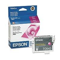 Epson t054320インク, 400ページ印刷可、マゼンタ