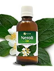 NEROLI OIL 100% NATURAL PURE UNDILUTED UNCUT ESSENTIAL OILS 50ML
