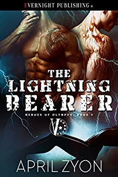 The Lightning Bearer (Heroes of Olympus Book 6) by [Zyon, April]
