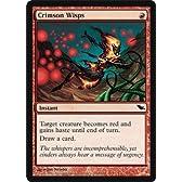 Magic: the Gathering - Crimson Wisps - Shadowmoor by Magic: the Gathering [並行輸入品]