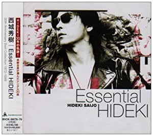 Essential HIDEKI-30th Anniversary 30 Songs-
