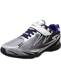 [スーパースター] 運動靴 通学履き マジック 19-24.5cm 2E キッズ 男の子 SS J822