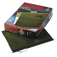 Pendaflex 415215 ハンギングファイルフォルダー 1/5タブ レターサイズ 標準グリーン 25枚/ボックス
