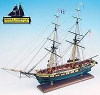 Niagara Battle Lake Erie 1:64 Scale Ship Model Plank-on-Bulkhead Kit MS2240 - Model Expo [並行輸入品]