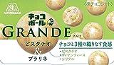 森永製菓  チョコボールグランデ<ピスタチオ>  44g×10箱