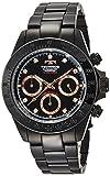 [テクノス]TECHNOS 腕時計 クロノグラフジルコニア・リミテッド SEIKOムーブ搭載 ピンクゴールド T4102BP メンズ 【正規輸入品】