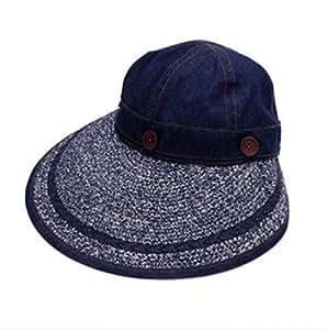 JapaNice 2way 帽子 デニムタイプ
