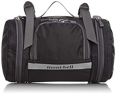 モンベル(mont-bell) フロントバッグ ブラック BK 1130385