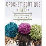 Lark Books-Crochet Boutique Hats