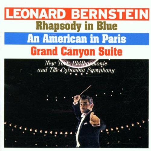 ガーシュウィン:ラプソディ・イン・ブルー、パリのアメリカ人/グローフェ:組曲「グランド・キャニオン」