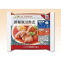 【冷凍介護食】摂食回復支援食 あいーと 酢豚風甘酢煮 77g