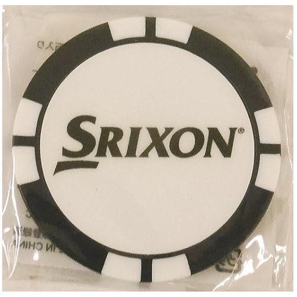 起訴する処分した叙情的なSRIXON(スリクソン)チップマーカー GGF 05167B ダンロップ (ブラック)