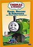 Thomas & Friends - Races Rescues & Runaways [DVD] [Import]