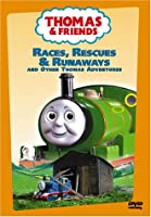 Thomas & Friends - Races Rescues & Runaways [DVD] [Import]