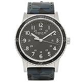 (コーチ) COACH コーチ 時計 アウトレット COACH W6189 DYB メンズ腕時計 ウォッチ シルバー/ネイビー [並行輸入品]