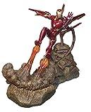 ディズニー マーベル プレミアコレクション:アベンジャーズ インフィニティウォー:アイアンマン Mk50 樹脂製像
