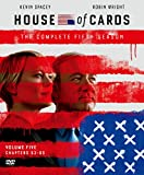 ソフトシェル ハウス・オブ・カード 野望の階段 SEASON5 [DVD]
