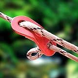 Amazon.co.jpZooooM コード スライダー テント ロープ ひも 紐 張り綱 金具 長さ 調節 キャンプ アウトドア レジャー ZM-SPO2-164