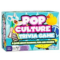 COBBLE HILL Pop Culture Trivia Game (1 Piece)