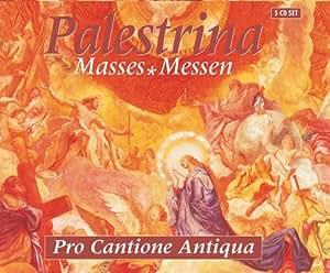 Palestrina - Masses - パレストリーナ:宗教曲集(5枚組)