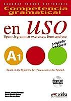 Competencia gramatical En Uso: Libro + CD - English version A1