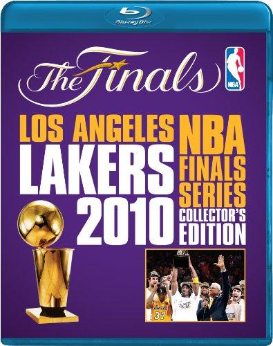 Los Angeles Lakers: 2010 Nba Finals Series [Blu-ray] [Import]