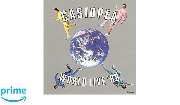 Amazon   CASIOPEA WORLD LIVE '...