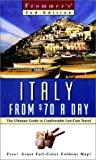 Frommer's Italy From $70 A Day (Frommer's $ A Day)