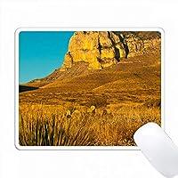 アメリカ合衆国。テキサス州 - エルキャピタンの目立つ。 PC Mouse Pad パソコン マウスパッド