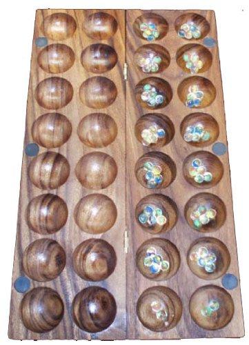 Omweso & Bao & Hus–アフリカ従来のボードゲーム