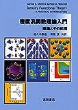 密度汎関数理論入門: 理論とその応用