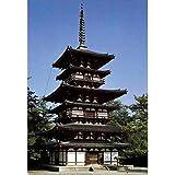 フジミ模型 1/100 薬師寺 東塔