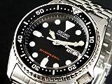 セイコー SEIKO ダイバー 自動巻き 腕時計 SKX013K2[逆輸入品]