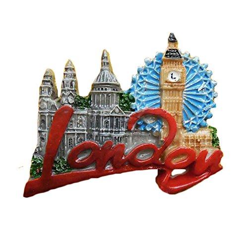 ロンドンUKイギリスロンドンUK冷蔵庫マグネット冷蔵庫マグネ...
